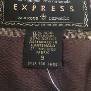 Express Skirts - Vintage imported wrap around skirt